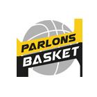 Parlons Basket logo