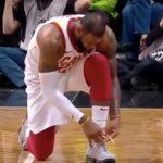 NBA – Shaqtin' A Fool : Le long et dur combat du King face à… ses lacets