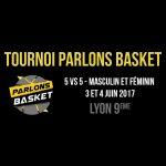 Inscriptions des équipes – Tournoi Parlons Basket 2017