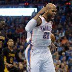 NBA – Top 5 de la nuit : Taj Gibson balance une prière de 18 mètres !