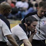 NBA : La ligue explore des possibilités pour améliorer l'arbitrage