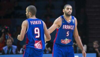 NBA – Le message de Nico Batum pour les 39 ans de Tony Parker
