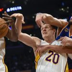 NBA – Lakers : Luol Deng et Timofey Mozgov ne joueront plus de la saison