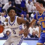 NCAA [March Madness] – Kentucky sort UCLA, North Carolina déroule