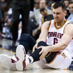 NBA – Cavaliers : Andrew Bogut n'aura joué qu'une minute