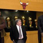 NBA – Jerry Krause est décédé à l'âge de 77 ans