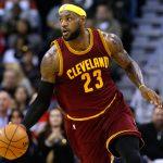 NBA – Top 5 de la nuit : Le volcan Lebron James entre en éruption