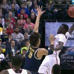 NCAA [March Madness] : les meilleures actions du second tour