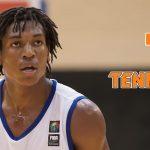 NCAA : Yves Pons opte pour l'université de Tennessee