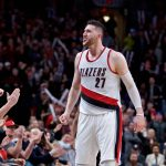 NBA – Jusuf Nurkic absent pour deux semaines minimum !