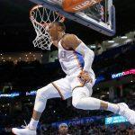 NBA – Russell Westbrook détrône Oscar Robertson et devient le nouveau roi du triple-double !