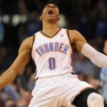 NBA – Top 10 de la nuit : Russell Westbrook sort sa panoplie complète de super-héros