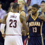 NBA – Top 10 de la nuit : Lebron James et Paul George, un duel de titans !