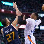 NBA – Top 10 de la nuit : Russell Westbrook se reconvertit en joueur professionnel de Volley