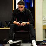 NBA – Pour Curry, les réseaux sociaux sont néfastes à la concentration en Playoffs