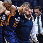 NBA – Utah perd Rudy Gobert sur blessure