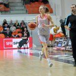 LFB – Playoffs : Marine Johannès régale à 3 points face à Basket Landes