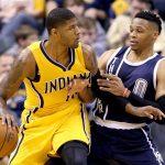 NBA – Joueurs de la Semaine : Westbrook forcément, George en mission
