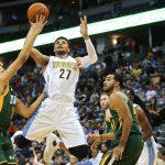 NBA – Top 10 de la nuit : Le dunk éclatant de Jamal Murray