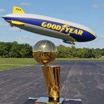 NBA – Sponsoring : Les Cavaliers rouleront en Goodyear