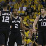 NBA – Spurs : Kawhi Leonard loupera a priori le Game 4, son coéquipier David Lee aussi !