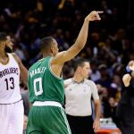 NBA – Game 3 : Les Celtics l'emportent au buzzer !
