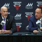 NBA – Pseudo-projet : Résumé de la conférence de presse des Bulls