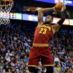 NBA – Top 5 de la nuit : Lebron James sur un nuage