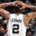 NBA – Top 5 de la nuit : Kawhi Leonard est trop facile à une main