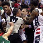 NBA – Ça part en combat de catch à Washington : Kelly vs Kelly