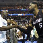NBA – LeBron James devient le meilleur marqueur de l'histoire en playoffs
