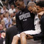 NBA – Tony Parker absent 4 à 8 mois : quelles conséquences pour lui et les Spurs ?