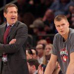 NBA – Kristaps Porzingis sûr de rester à New York selon Jeff Hornacek