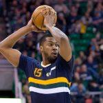NBA – Top 5 de la nuit : Derrick Favors se paye le luxe de postérizer Draymond Green !