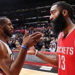 NBA – Analyse : Le duo Chris Paul et James Harden peut-il vraiment fonctionner ?