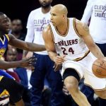 NBA – Richard Jefferson tacle les Warriors