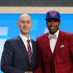 NBA – Les Knicks ne savent pas écrire Ntilikina