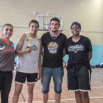 Tournoi Parlons Basket – 3pts Contest : les vainqueurs du concours longue distance