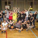 Tournoi Parlons Basket – Une haie d'honneur pour nos bénévoles, ces héros