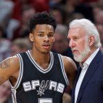 NBA – Dejounte Murray va s'entrainer avec Kawhi Leonard cet été