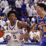 NBA – Draft 2017 : Le père de De'Aaron Fox en roue libre