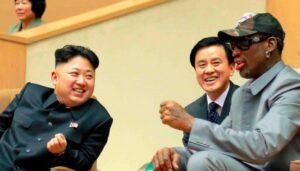 NBA – Comment Dennis Rodman est devenu ami avec le dictateur Kim Jong-Un