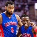 NBA – Reggie Jackson et Andre Drummond sur le départ ?