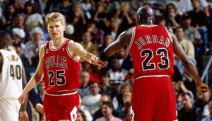 NBA – Les 2 joueurs snobés de The Last Dance que Steve Kerr déplore