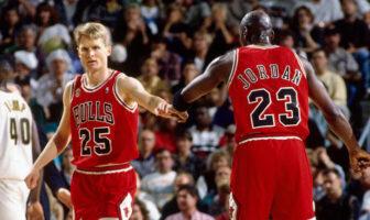 Steve Kerr a raconté comment une bagarre lui a permis de gagner la confiance de Michael Jordan