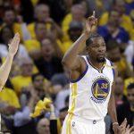 NBA – Finals Game 1 : Kevin Durant trop fort pour les Cavaliers