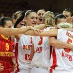 EuroBasket Women : Montenegro s'appuie sur les cadres