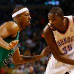 NBA – Paul Pierce tacle sévèrement Kevin Durant !