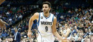 NBA – Ricky Rubio transféré au Jazz !