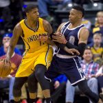 NBA – Trade de Paul George : Russell Westbrook retarde son extension de contrat